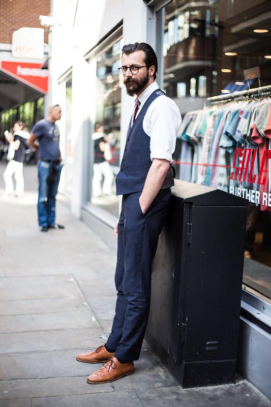 Street Style - Matteo, Carnaby Street