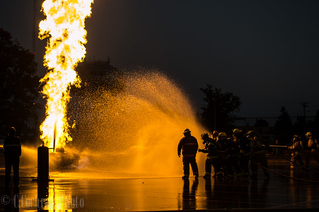Propane Burn 2012