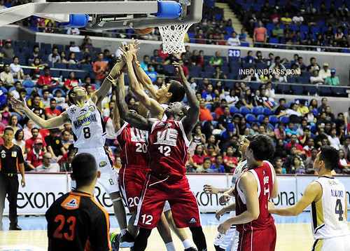 UAAP Season 76: NU Bulldogs vs. UE Red Warriors, July 6