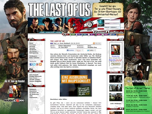 The last of Us GameRadio