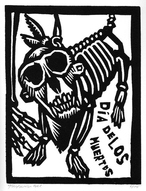 Dia de los Muertos (El Perro está Fuera de)