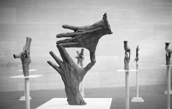 Bruce Nauman 15-pairs-of-hands