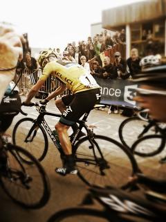 Chris Froome. Alpe d'huez.