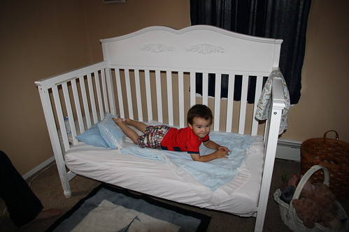 Toddler Bed 2013