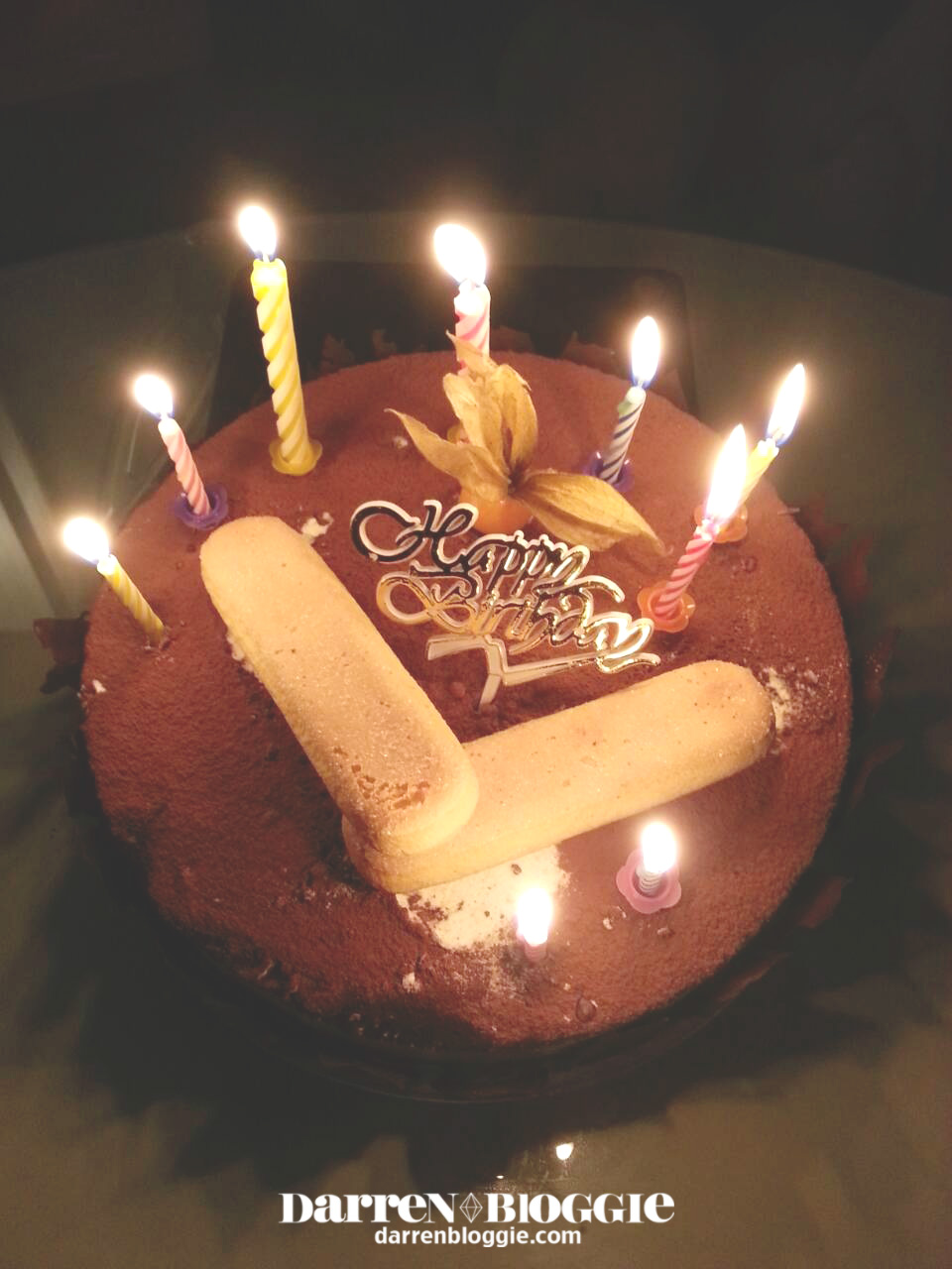 Darren Birthday Celebration at Park Royal on Pickering Junior Suite