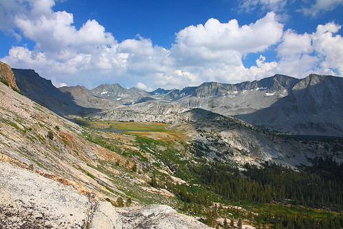 IMG_1341 Cathedral Range from Vogelsang Pass, Yosemite National Park by ThorsHammer94539