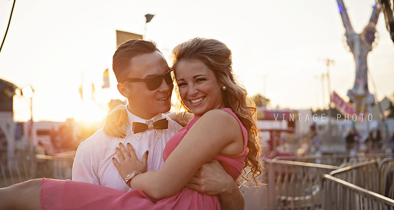 Love at the county fair