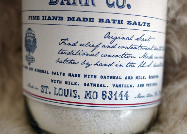 2 bath salts made by hand in the USA