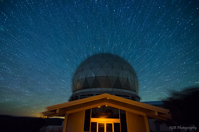 Hobby-Eberly Telescope explosion