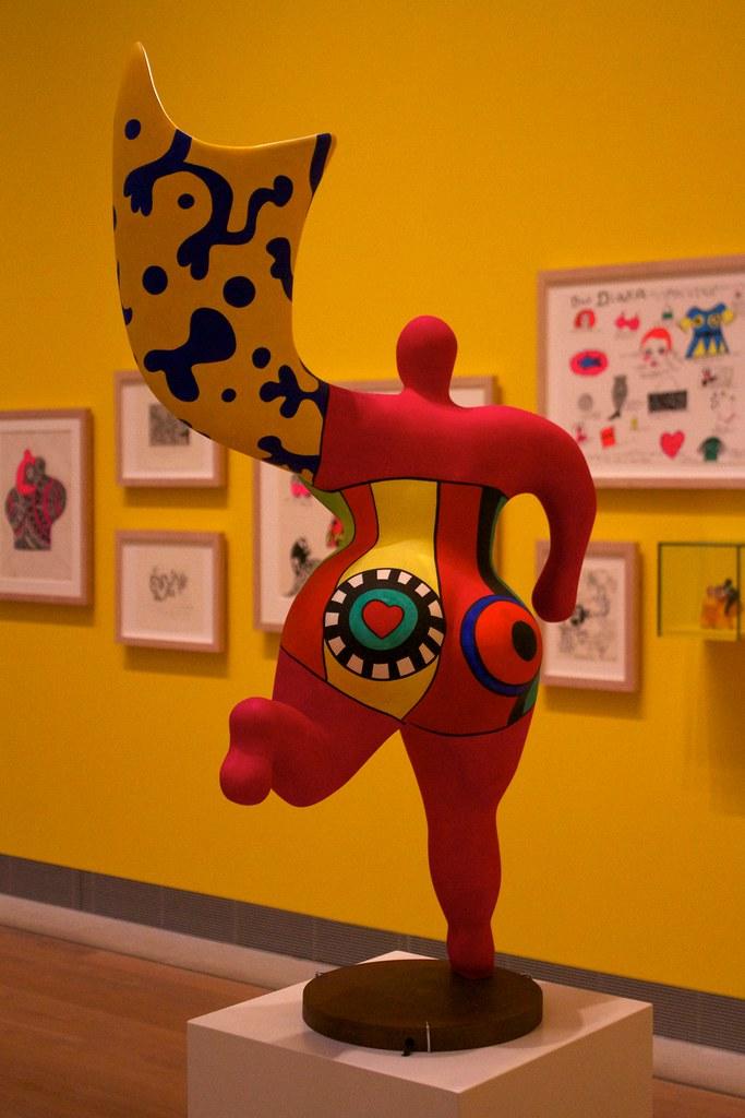 Moderna Museet, Niki de Saint Phalle
