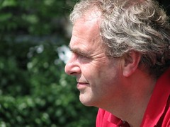 Bestuurslid Eric Elbers