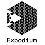 300 pixels Expodium logo