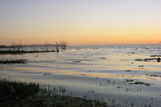 Sunset-On-The-Bot-River-Estuary
