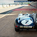 John & Gary Pearson - Long Nose Jaguar D Type No.7 - 2013 Silverstone Classic by Motorsport in Pictures