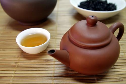 [彰化] 姥姥不老茶 時間淬煉的滋味