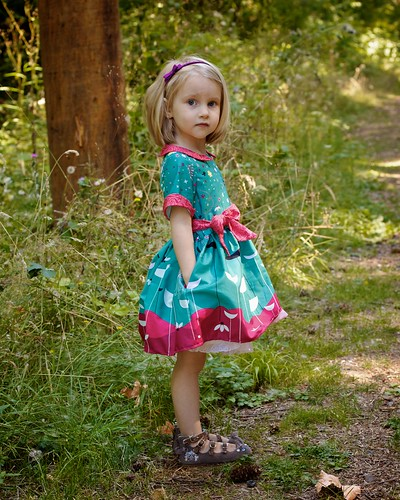 Tinny Dress Flip
