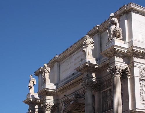 Marseille 043 Triumphbogen