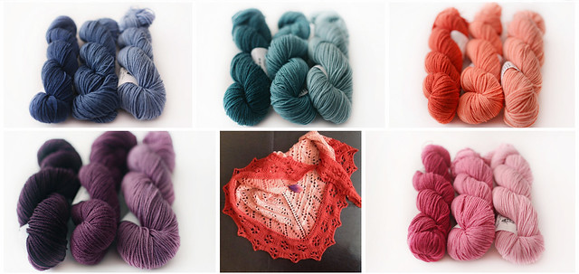 November KAL Kit Colors