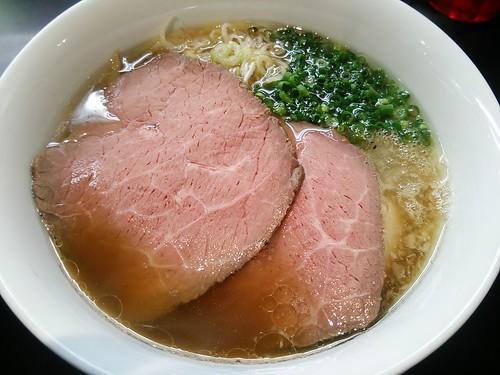 ra130906マタドール 贅沢焼牛らぁ麺
