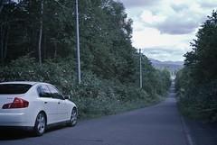 Niseko road.
