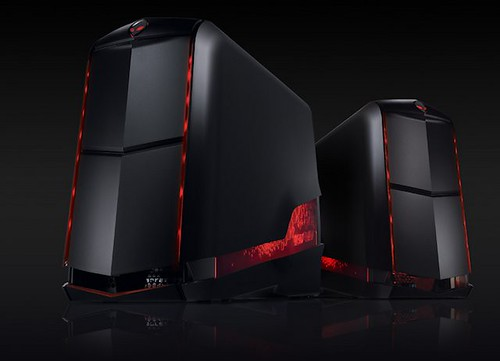 Now Alienware Aurora Gaming Desktop bring Ivy Bridge-E Processors