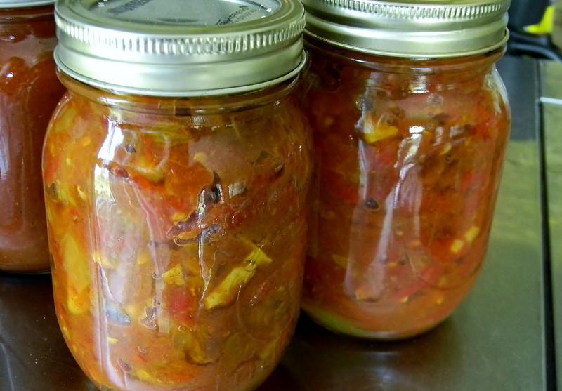 Two - Tomato Chutney