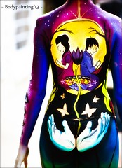 - Bodypainting´13/37 -