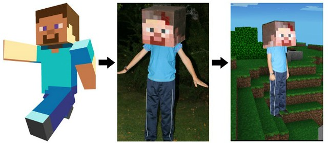 Minecraft Collage 2