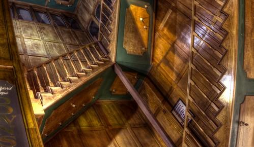 california wood raw illusion sacramento escher fav30 wildwest hdr oldsacramento mcescher stairways 2xp photomatix nex6 selp1650