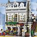 LEGO Creator Expert 10243 - Parisian Restaurant by THE BRICK TIME Team