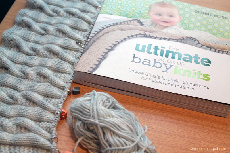 Bakercourt - Knitting, Sewing, Crafting.: Knit One, Cable Eight