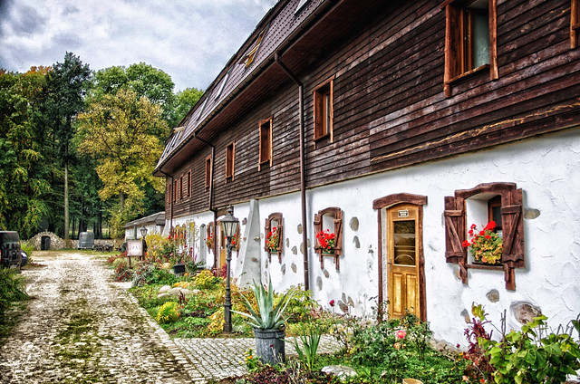 The old grange in polish stary folwark poland october - Grange mobel deutschland ...