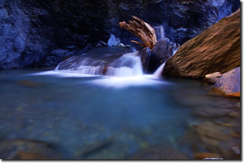 流瀑(中央尖溪) 6