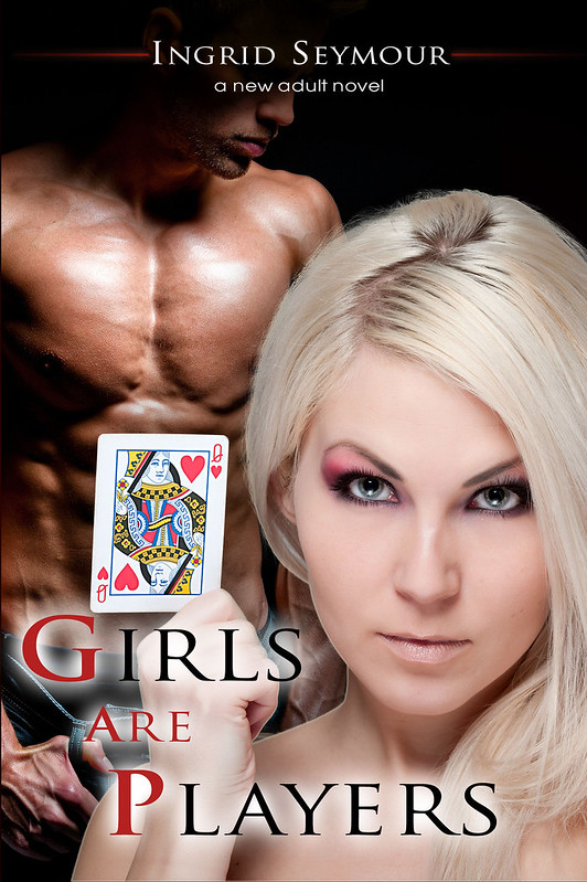 Cover Reveal: Girls Are Players by Ingrid Seymour