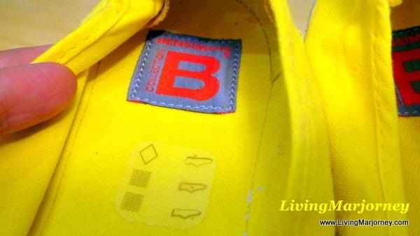 LivingMarjorney on Flickr, Bensimon Sneakers