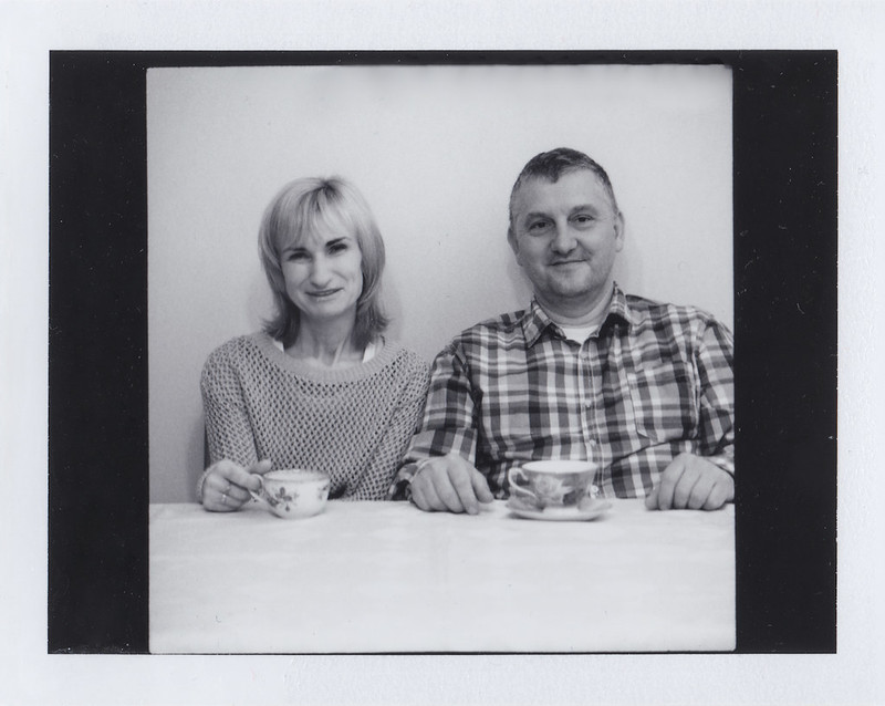 Sister and brother in law - Copyright © 2013 Marcin Michalak Photography.
