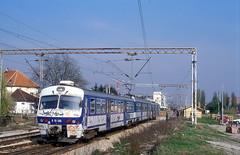 - Jugoslawien  Triebzüge ET  New Scan