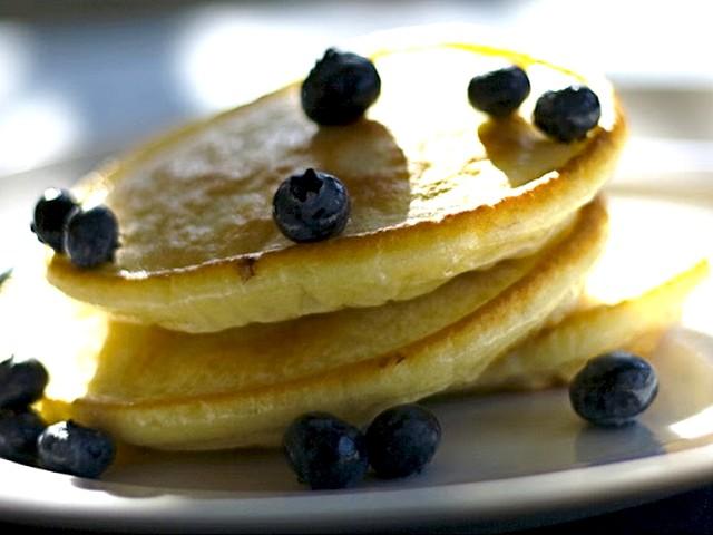 Pancake Senza Uova - Ricetta Originale Americana