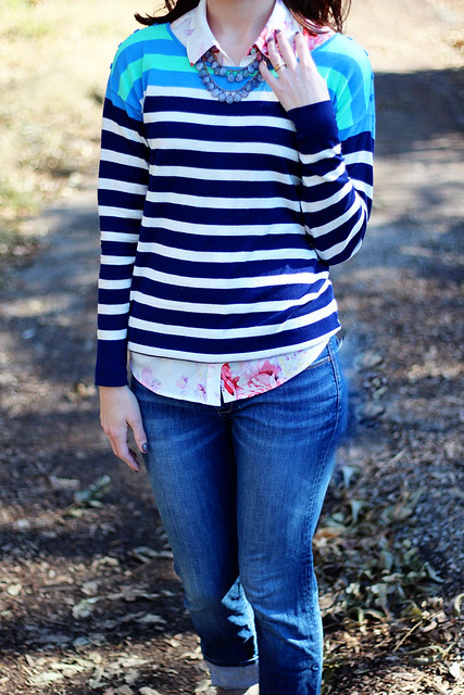 striped-sweater-floral-button-down-6
