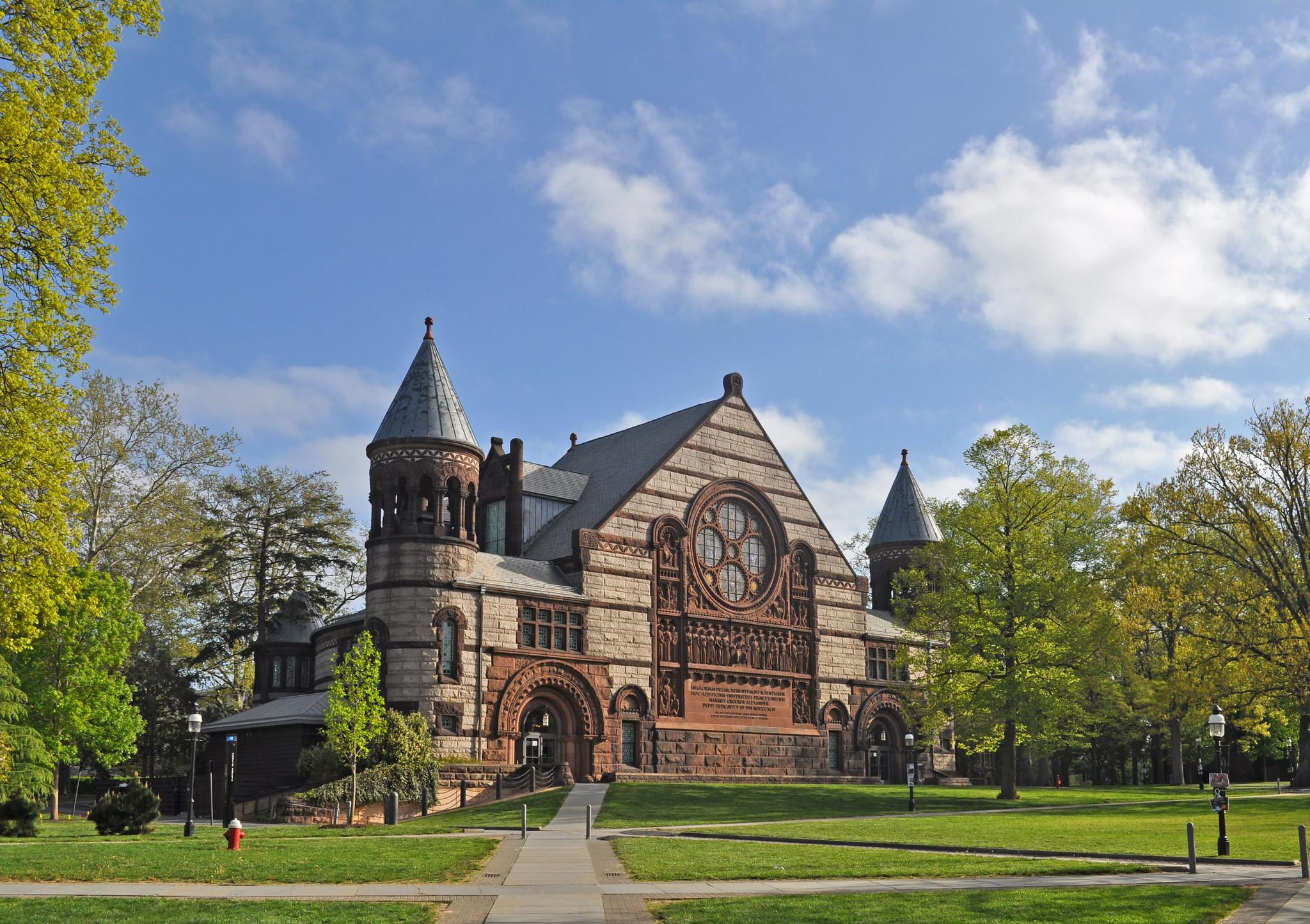 USA - New Jersey - Princeton University