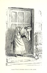 """British Library digitised image from page 93 of """"The Works of G. J. Whyte-Melville. Edited by Sir H. Maxwell [With illustrations by J. B. Partridge, Hugh Thomson, and others.]"""""""