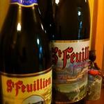 ベルギービール大好き!!サン・フーヤン・トリプルSt.Feuillien Triple