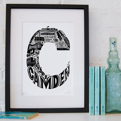 Camden Framed