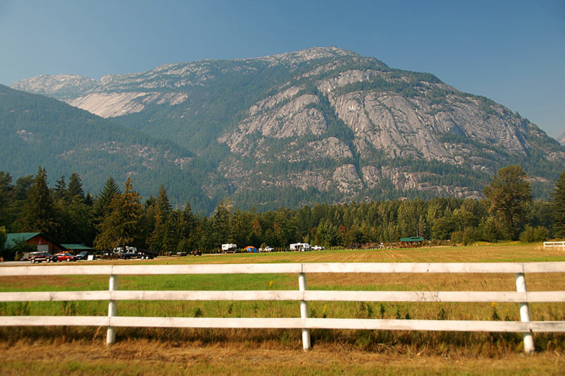Hagensborg, Bella Coola Valley, Coast of Central British Columbia, Canada