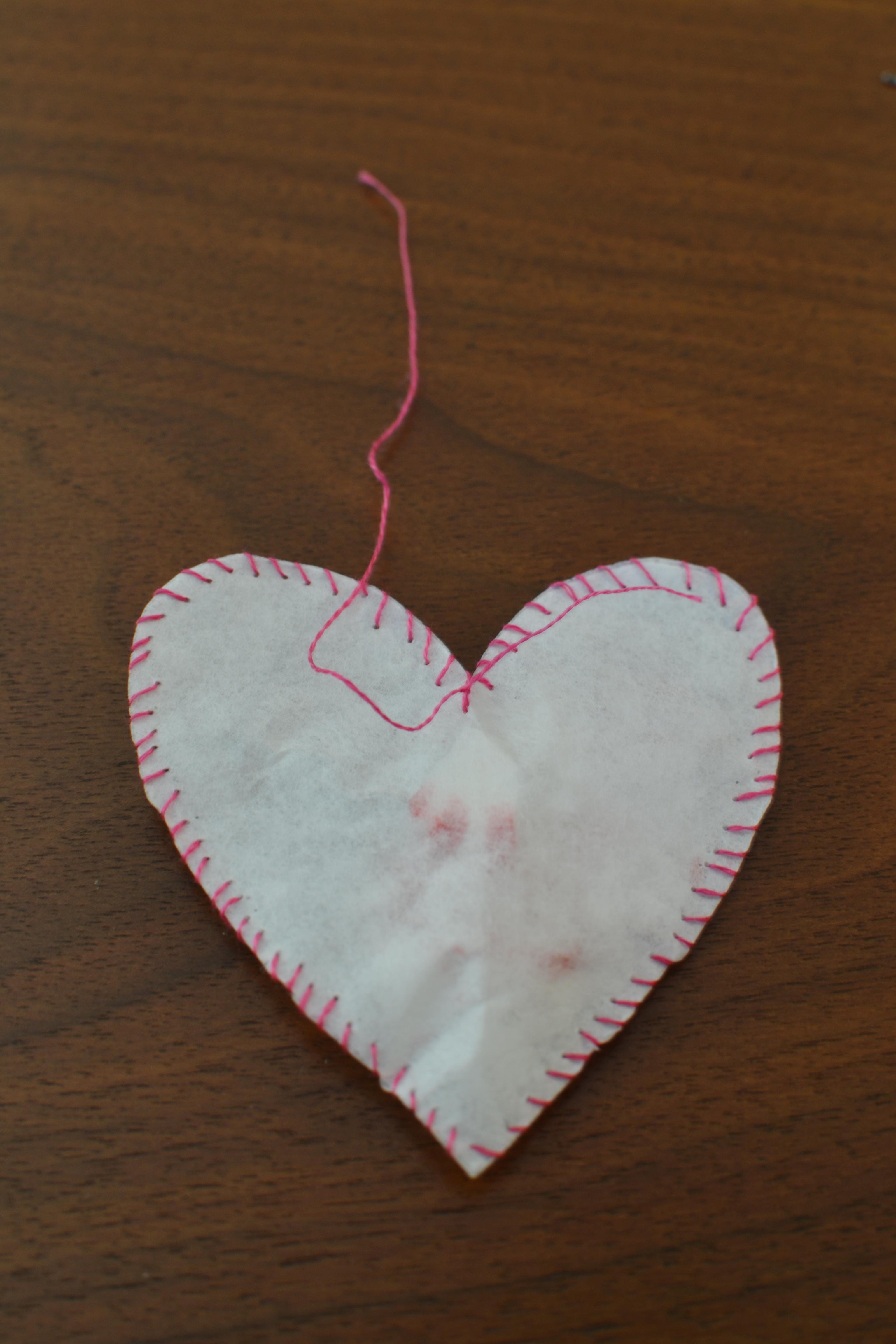 sewn infusion bag