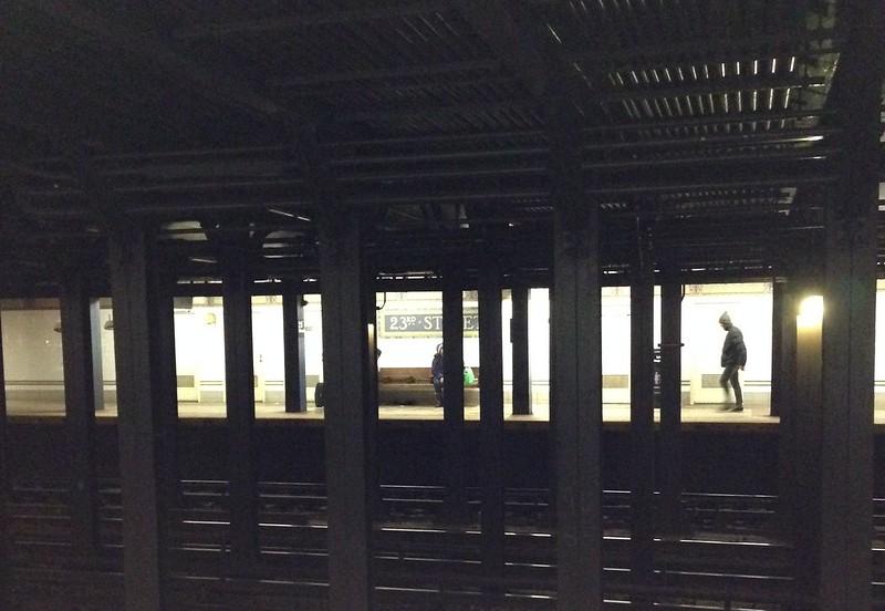 23rd St Station