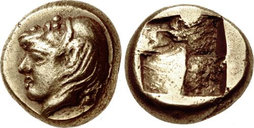 IONIA, Phokaia coin