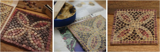 mosaics step by step 2