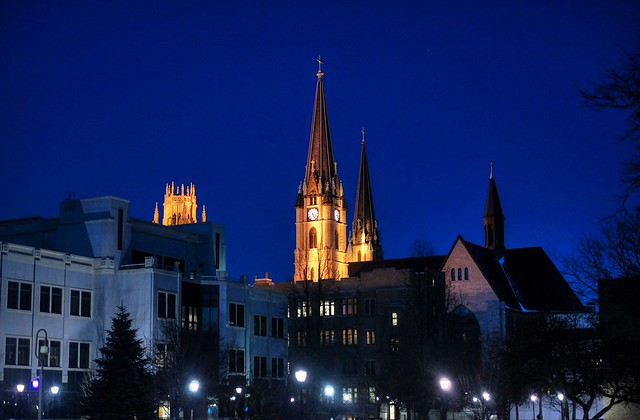 Marquette University Towers
