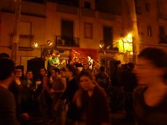 Fiestas de Sant Antoni en Gracia